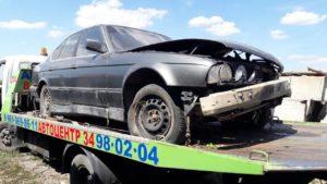 Выкуп битых, аварийных авто после ДТП в Серафимовичском районе